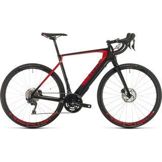 Cube Agree Hybrid C:62 SL 2020, carbon´n´red - E-Bike