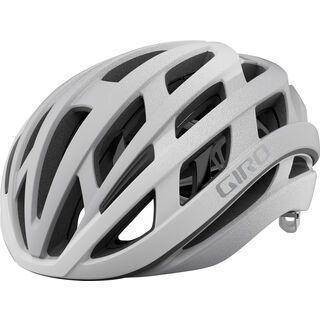 Giro Helios Spherical MIPS, matte white/silver fade - Fahrradhelm