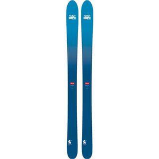 Set: DPS Skis Wailer F106 Foundation 2018 + Marker Duke EPF 16