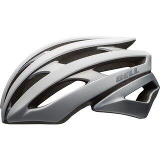 Bell Stratus, white/silver - Fahrradhelm
