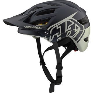 TroyLee Designs A1 Classic Helmet MIPS, black/stone - Fahrradhelm