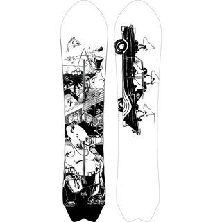 Set: Burton Fish 2017 + Flow NX2 Hybrid (1513124)