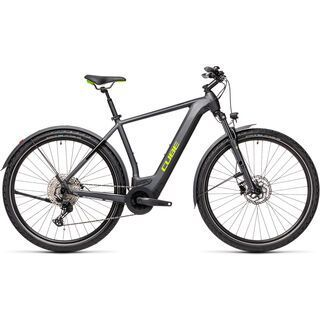 Cube Cross Hybrid Pro Allroad 625 iridium´n´green 2021