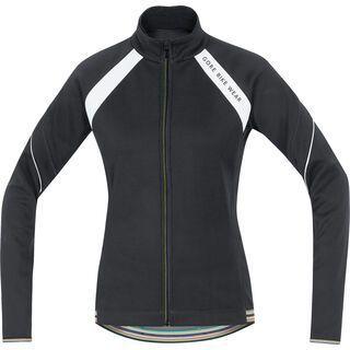 Gore Bike Wear Power 2.0 Windstopper SO LadyJacke, black graphite grey - Radjacke