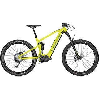 Focus Jam² 6.7 Plus 2019, black/lime - E-Bike