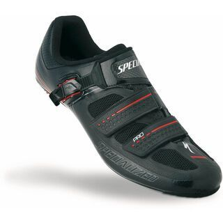 Specialized Pro Road, black/red - Radschuhe