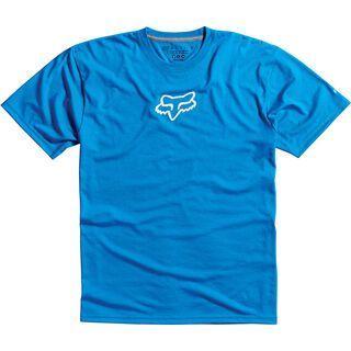 Fox Tournament SS Tech Tee, electric blue - Funktionsshirt