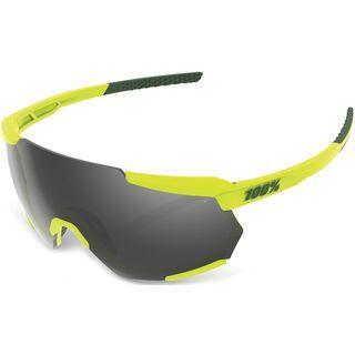 100% Racetrap inkl. WS, banana/Lens: black mir - Sportbrille