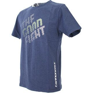 Cannondale Good Fight, blue - T-Shirt