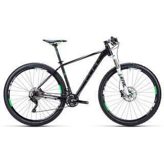 Cube LTD SL 29 3x10 2015, blackline - Mountainbike