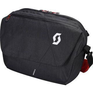 Scott Messenger 25, dark grey/red clay - Messenger Bag