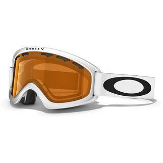Oakley O2 XS, matte white/Lens: persimmon - Skibrille