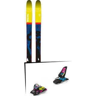 Set: Faction Prodigy 3.0 2018 + Marker Squire 11 ID black/pink/blue