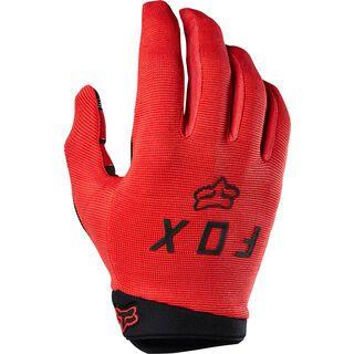 Fox Youth Ranger Glove, bright red - Fahrradhandschuhe