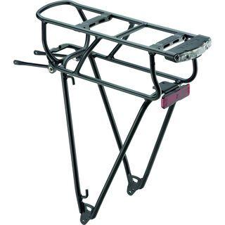 Racktime E-Bike Träger Bosch I-Valo, schwarz - Gepäckträger