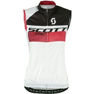 Scott Womens RC Pro w/o SL Shirt, white/pink - Radweste