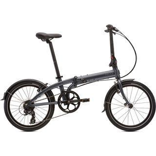 Tern Link C8 (ohne Beleuchtung) 2018, gunmetal/grey - Faltrad