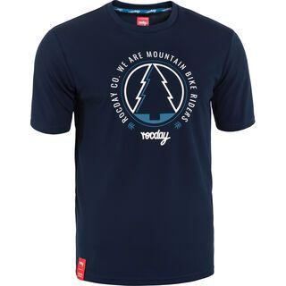 Rocday Ranger Jersey, dark blue - Radtrikot