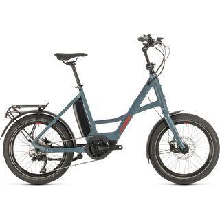 *** 2. Wahl *** Cube Compact Sport Hybrid 2020, blue´n´red - E-Bike | Größe Unisize