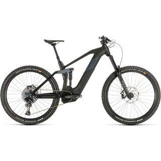 Cube Stereo Hybrid 160 HPC SL 27.5 2020, carbon´n´grey - E-Bike