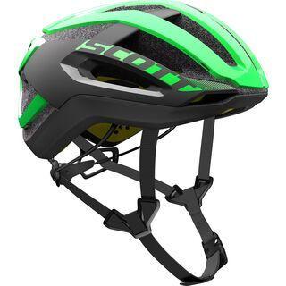 Scott Centric Plus Helmet, green flash/black - Fahrradhelm