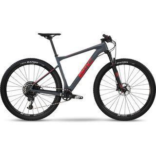 BMC Teamelite 02 One 2019, race grey - Mountainbike
