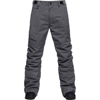Horsefeathers Spire Pants, ash - Snowboardhose