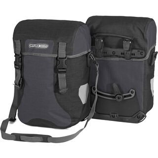 Ortlieb Sport-Packer Plus (Paar), granit-schwarz - Fahrradtasche