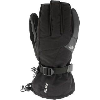 POW Warner GTX Long Glove, Black - Snowboardhandschuhe