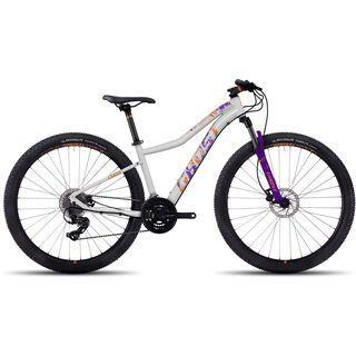 Ghost Lanao 1 AL 29 2017, white/violet/orange - Mountainbike