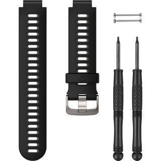 Garmin Forerunner 735XT Ersatzarmband, schwarz/grau