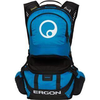 Ergon BE2 Enduro, black/blue - Fahrradrucksack