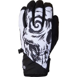 686 Ruckus Pipe Glove, black sublimation - Snowboardhandschuhe