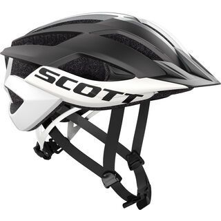 Scott Arx MTB Plus Helmet, black white - Fahrradhelm