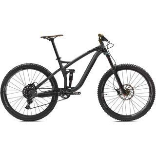 NS Bikes Snabb E 2 2017, grey - Mountainbike