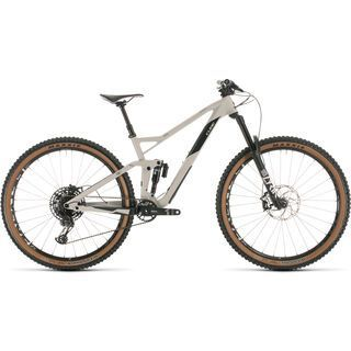 Cube Stereo 150 C:62 Race 29 2020, grey´n´carbon - Mountainbike