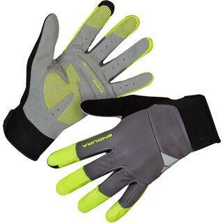 Endura Windchill Glove, neon-gelb - Fahrradhandschuhe