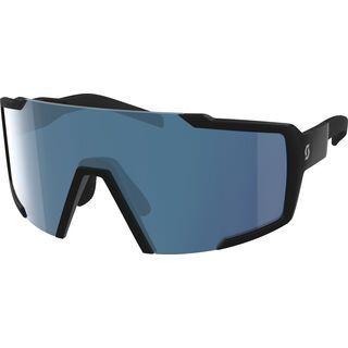 Scott Shield Blue Chrome Enhancer black matt