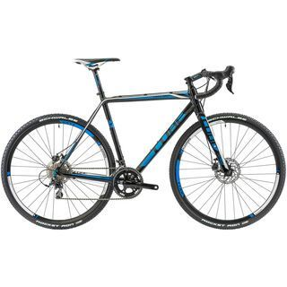 Cube Cross Race Disc 2014, black/blue - Crossrad