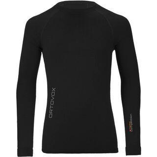 Ortovox 230 Merino Competition Long Sleeve M, black raven - Funktionsshirt