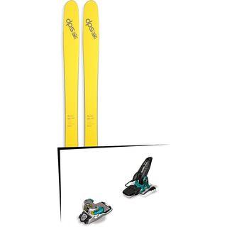 Set: DPS Skis Wailer 112 RP2 2017 + Marker Jester 16 (377329)