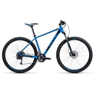 Cube Analog 29 2015, blue/black - Mountainbike