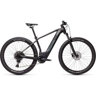*** 2. Wahl *** Cube Reaction Hybrid Pro 500 29 2021, black´n´grey - E-Bike | Größe 17 Zoll