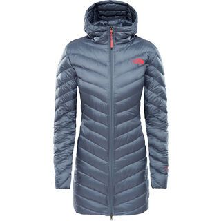 The North Face Womens Trevail Parka, grisaille grey - Daunenjacke