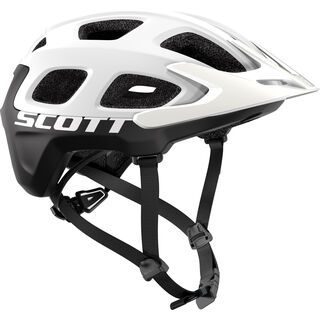 Scott Vivo Helmet, white black - Fahrradhelm