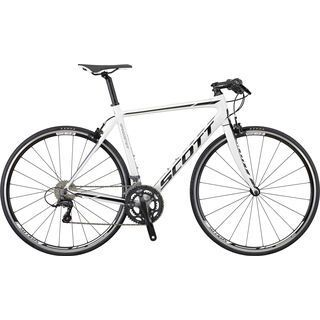 Scott Speedster 50 FB 2016, white/black - Fitnessbike