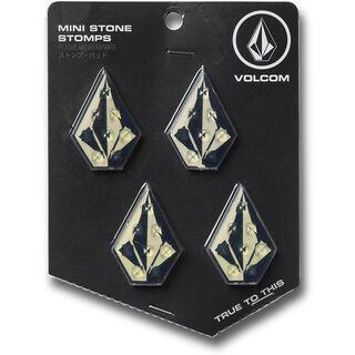 Volcom Mini Stone Stomps, black - Stomp Pad