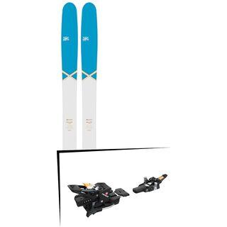 Set: DPS Skis Wailer 112 2016 + Fritschi Tecton 12 (1963320)