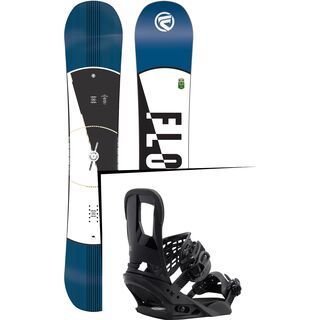 Set: Flow Era 2017 + Burton Cartel (1712700S)