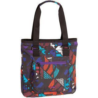 Nitro Tote Bag, gridlock - Shopper